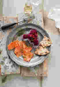 Photograph of Beet Tartare by Stefan Wettainen