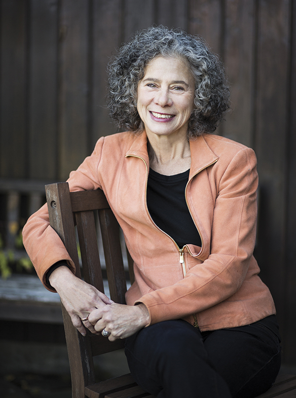 Portrait of Darra Goldstein by Stefan Wettainen