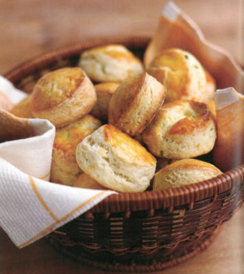 Cheddar Jalapeño Biscuits