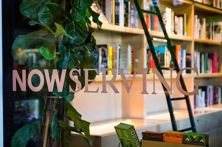 Now Serving Bookstore